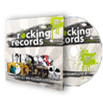 Rocking Records, Promo Sampler Volume 1