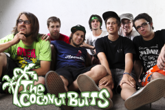The Coconut Butts aus Aachen