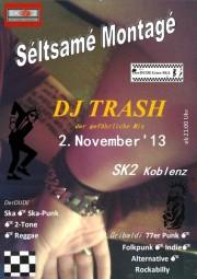 Séltsamé Montagé 2.11.2012 - SK2 Koblenz