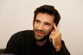 Manuel (Manu) Nectoux mit Köpfchen