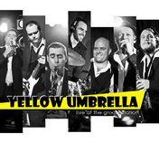 Yellow Umbrella - Dresden